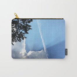 Eclipsed By A Cloud Carry-All Pouch