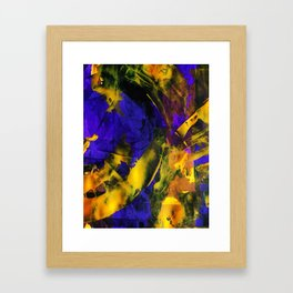 EBD ABSTRACT  3 Framed Art Print