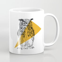 UHU - Eurasian Eagle Owl (Bubo bubo) Coffee Mug