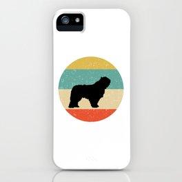 Komondor Dog Gift design iPhone Case