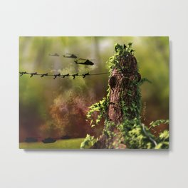 Battle for IVYtree Metal Print