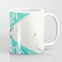 The Corner No. 2 Coffee Mug