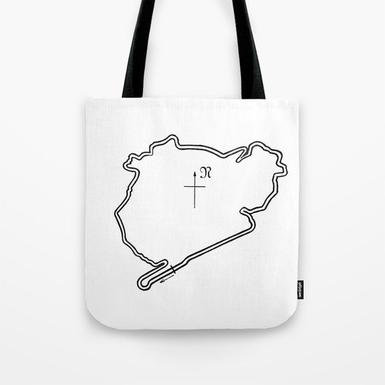 RennSport Shrine Series: Nürburgring Edition Tote Bag