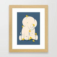 Big Mama Framed Art Print