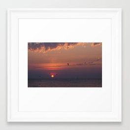 A New Day Dawning Framed Art Print