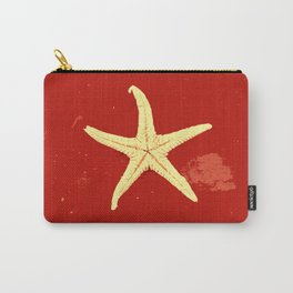 red seashell Carry-All Pouch