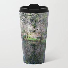Alfred Nicholas Memorial Gardens, Sherbrooke, Victoria Travel Mug