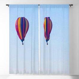 Hot Air Balloon Blackout Curtain