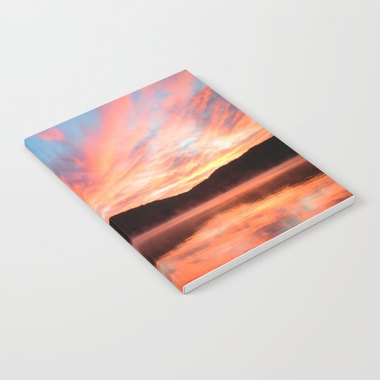 Glory: A Spectacular Sunrise Notebook