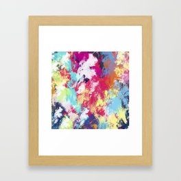 Abstract 39 Framed Art Print