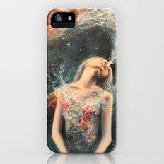 Love Will Split You Open Into Light iPhone SE Slim Case