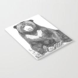 Malayan Sun Bear (Beruang Madu) Notebook