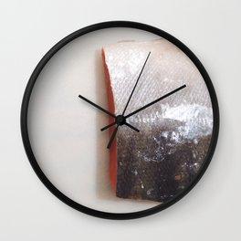 Healthy Fats | Wild-Caught Salmon (3)  Wall Clock
