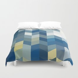 RHOMBUS No5 Duvet Cover