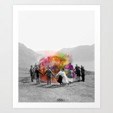 Conjurers Art Print