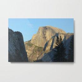 Half Dome (color) Metal Print