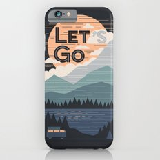 Let's Go iPhone 6 Slim Case