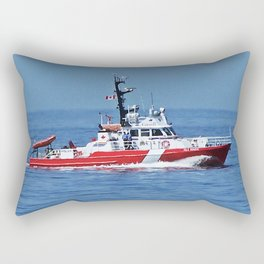 Patrol Boat Rectangular Pillow