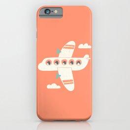 Penguin Airlines iPhone Case