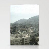 palestine Stationery Cards featuring Nablus Palestine by Sanchez Grande