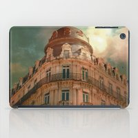 france iPad Cases featuring Montpellier  - France by Victoria Herrera