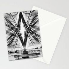 Mind Circus - White Stationery Cards