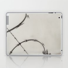 Razor Wire Laptop & iPad Skin