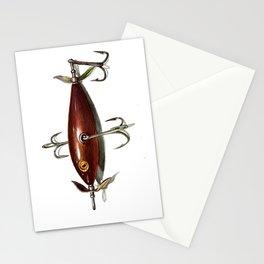 heddon 100 metalized Stationery Cards