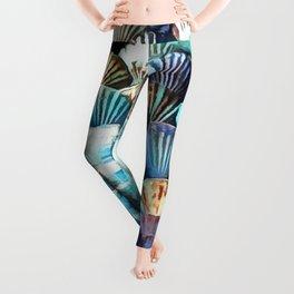 Sea Shells Leggings