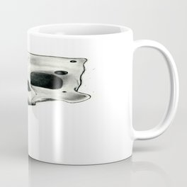 SPONGEBOB SQUARE DEATH PANTS Coffee Mug