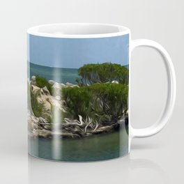 Chilling on the Water Coffee Mug