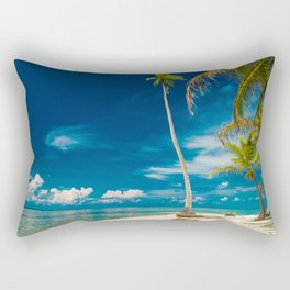 San Blas Island Rectangular Pillow