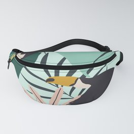 Tropical Summer Fanny Pack