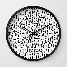The Wild Wall Clock