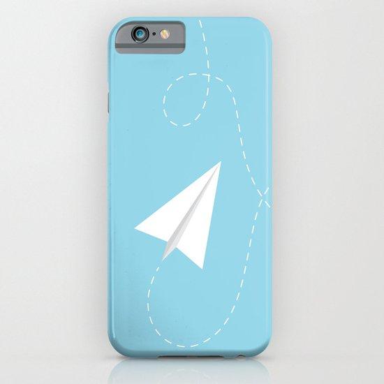 #38 Paperplane iPhone & iPod Case