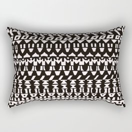 state of mind Rectangular Pillow