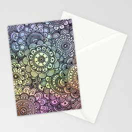 acuarelas Stationery Cards