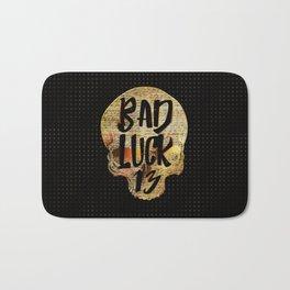 Bad Luck Bath Mat