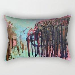 The Empty Nest Rectangular Pillow