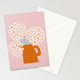 Abstraction_Floral_Blossom_002 Stationery Cards