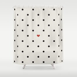 The Night Circus Series - Pattern 1 Shower Curtain