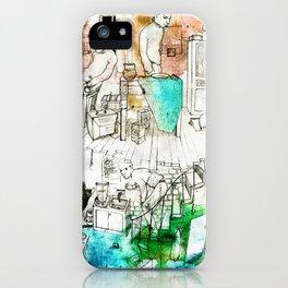 Shack iPhone Case