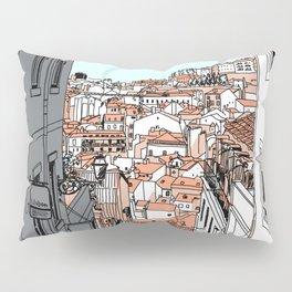 Lisbon City Pillow Sham
