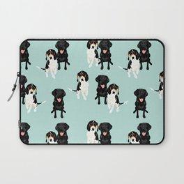 Jasper and Bella Pattern Laptop Sleeve