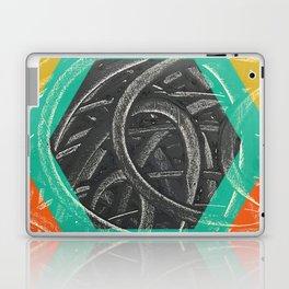 Junction - color hexagon Laptop & iPad Skin