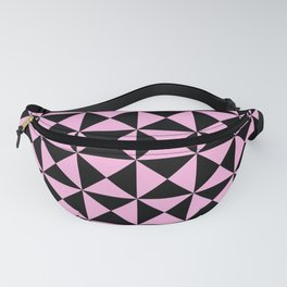 Geometric Triangle Pattern 929 Fanny Pack