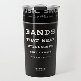 LEGALLY Fourth Eye Blind — Music Snob Tip #20/20-ish Travel Mug