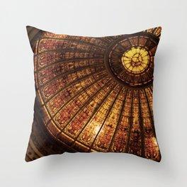 Splendido Splendente Throw Pillow