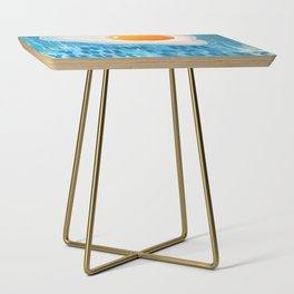 Over Easy Side Table
