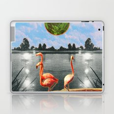 The flamingos Laptop & iPad Skin